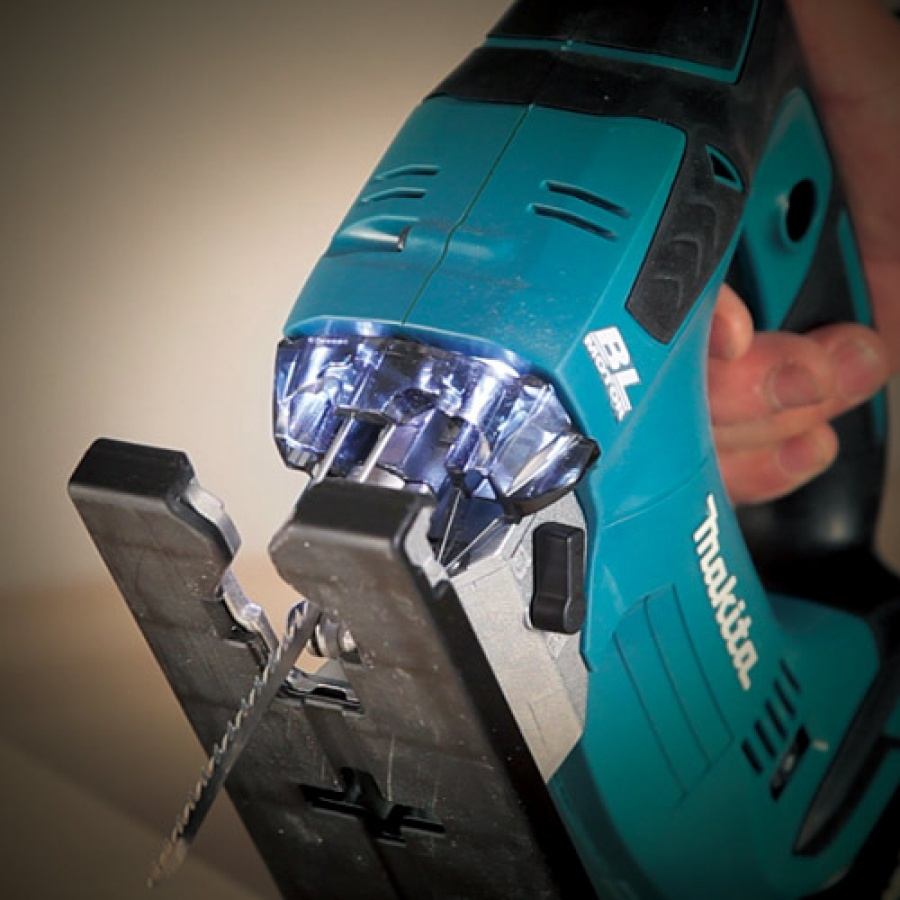 led Seghetto alternativo Makita DJV182Z