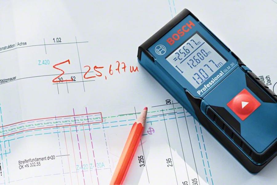 Bosch GLM 30 Misuratore laser - dettaglio 3