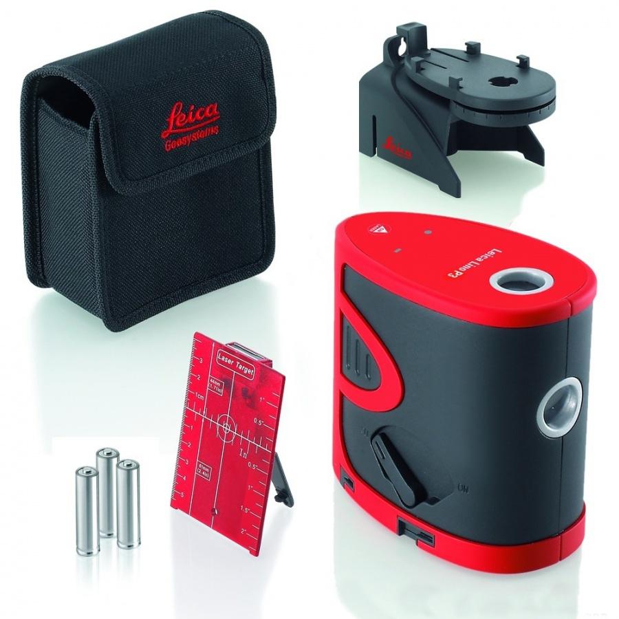 Livella laser Leica Lino P3