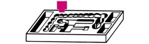 Contenitore bussole  beta cb/2 - dettaglio 1
