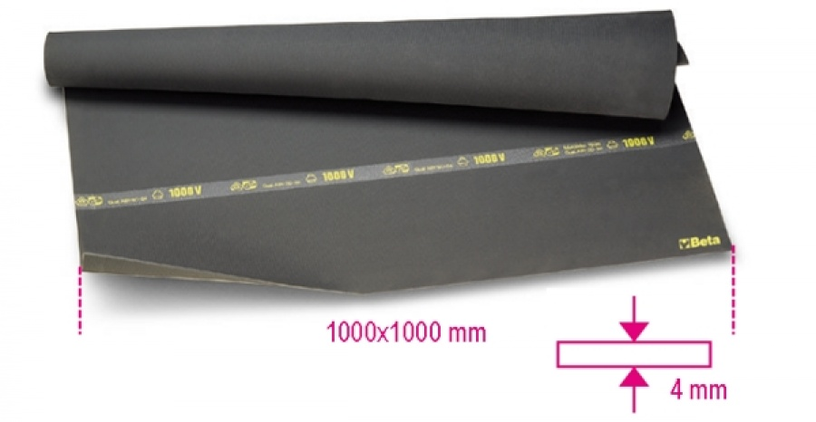 Tappeto beta 1995 mq/t isolante 1000v - dettaglio 1