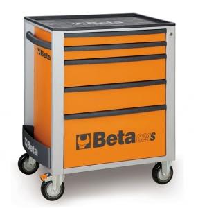 Cassettiera con assortimento utensili beta 2400s5-o/vg2t - dettaglio 1
