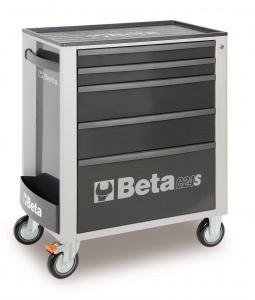 Cassettiera con assortimento utensili beta 2400s5-g/vu1m - dettaglio 1