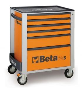 Cassettiera con assortimento utensili beta 2400s6-o/vi1t - dettaglio 1