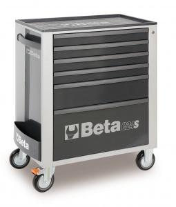 Cassettiera con assortimento utensili beta 2400s6-g/vi1t