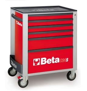 Cassettiera con assortimento utensili beta 2400s6-r/vi1t - dettaglio 1
