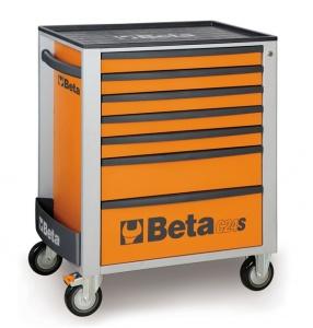 Cassettiera con assortimento utensili beta 2400s7-o/vg2m - dettaglio 1