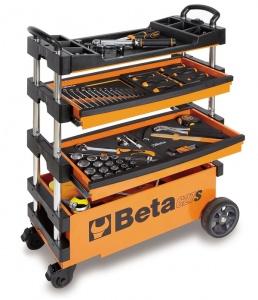 Cassettiera con assortimento utensili beta 2700s/vum - dettaglio 1