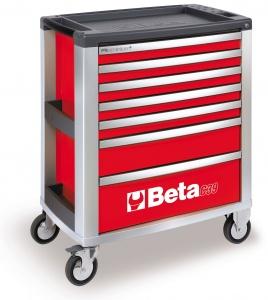 Cassettiera con assortimento utensili beta 3900r-7/vu2m - dettaglio 1