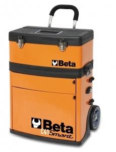 Trolley con assortimento utensili beta 4100s/sbk - dettaglio 1