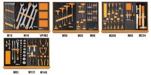 Cassettiera con assortimento utensili beta 5904vg/2m - dettaglio 1