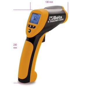 termometro digitale ad infrarossi con puntatore laser beta 1760/IR1600